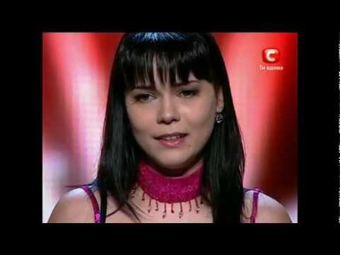 X Фактор. Легендарное выступление Оксаны Шавкун. HD.