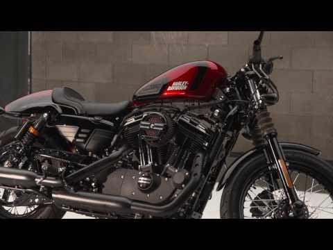 Café Custom   Harley-Davidson