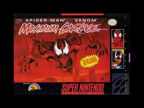 Spider-Man & Venom: Maximum Carnage - Main Theme (Extended)