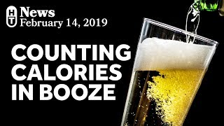 Alcohol and Calorie Counts