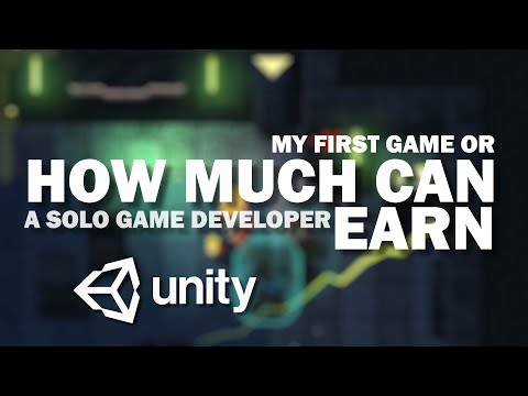 How Much Can A Solo Game Developer Earn - My Story
