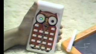 KMART Quiz Kid Calculator commercial 1977