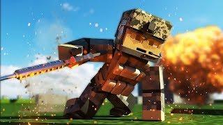 Minecraft: Invasion From Beyond Movie Teaser 2