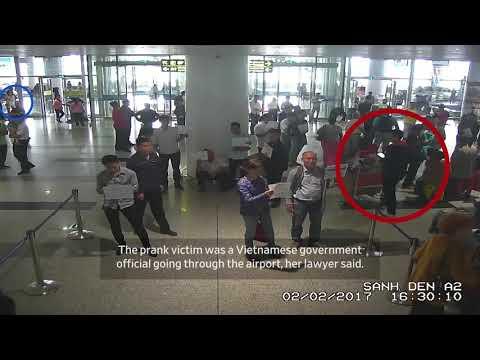 Suspect in Kim Jong Nam's Killing Simulated Attack in Pranks