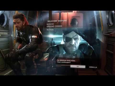 Metal Gear Solid V Ground Zeroes Parte 1 Big Boss Negli Anni 70