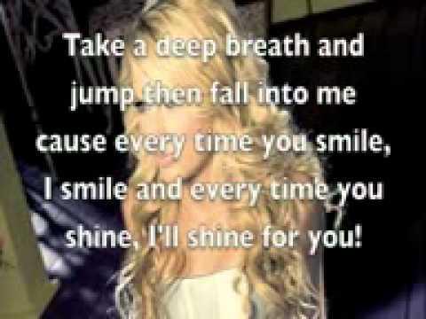 Taylor Swift - Jump Then Fall Lyrics