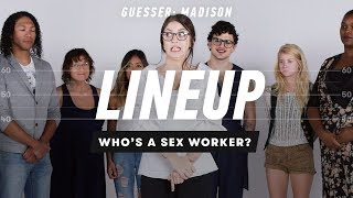 Who's a Sex Worker (Madison) | Lineup | Cut