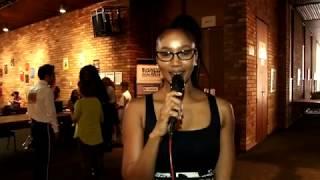 Azania Mosaka conducts an orchestra