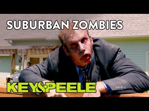Key & Peele - White Zombies