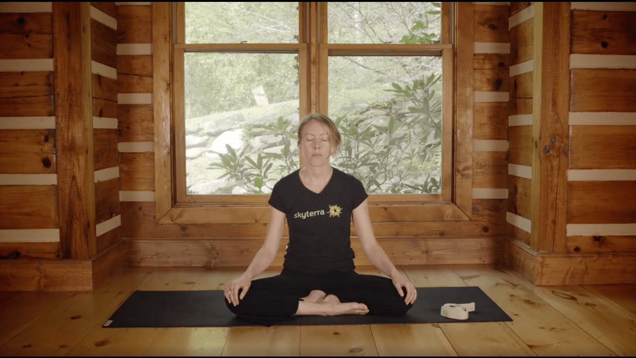 Connect: Grow Good Energy – Lower Body Release