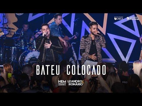 Leandro e Romário - Bateu Colocado - (DVD Nem Precisa de Legenda)