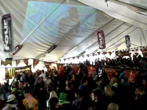 Marti Gras/Monster Energy VIP Tent 2012 St.Louis & Marti Gras/Monster Energy VIP Tent 2012 St.Louis - YouTube