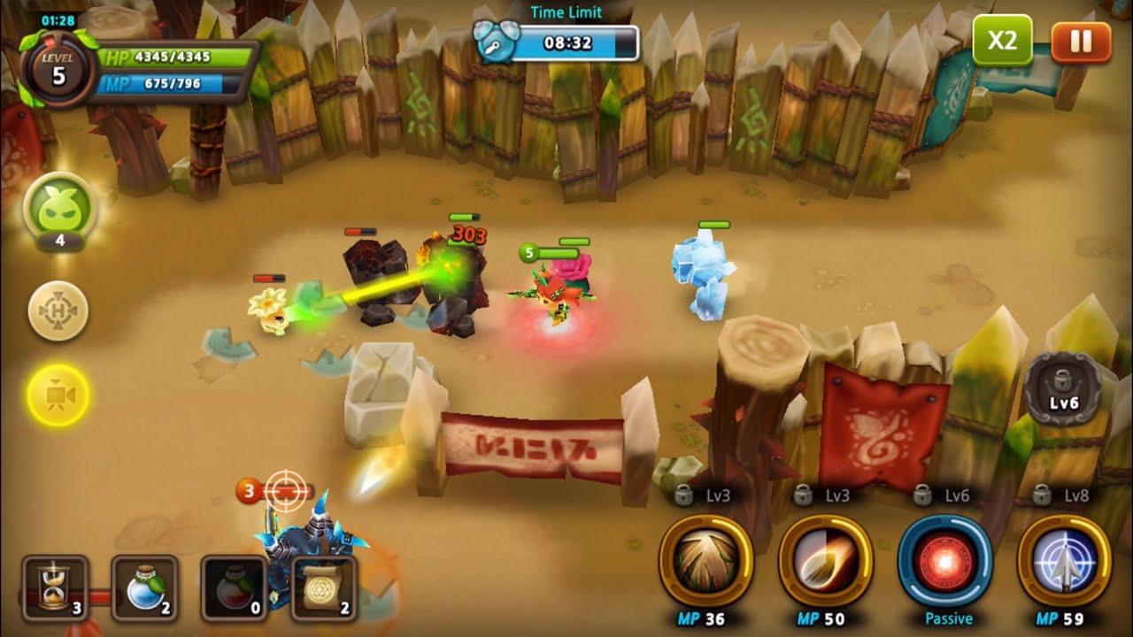 [BEST 5] Game MOBA Offline Android Terbaik, Paling Ringan RAM 512 Jangan Khawatir! 2