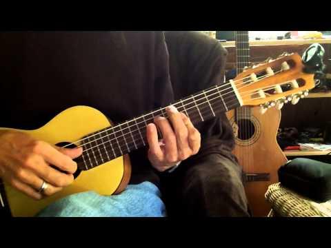 Yamaha Guitalele - Performance Test
