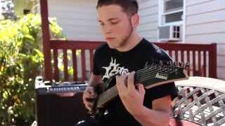 Sisyphean Conscience | Accidental Death & Dismemberment (guitar Play-through)