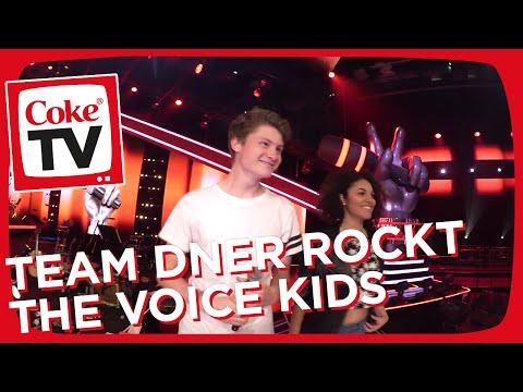 The Voice Kids Backstage mit Dner & Julie | #CokeTVMoment