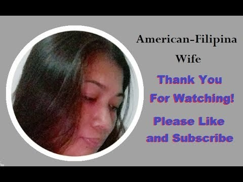 American-Filipina Wife Answers Your Questions - Relationship Status