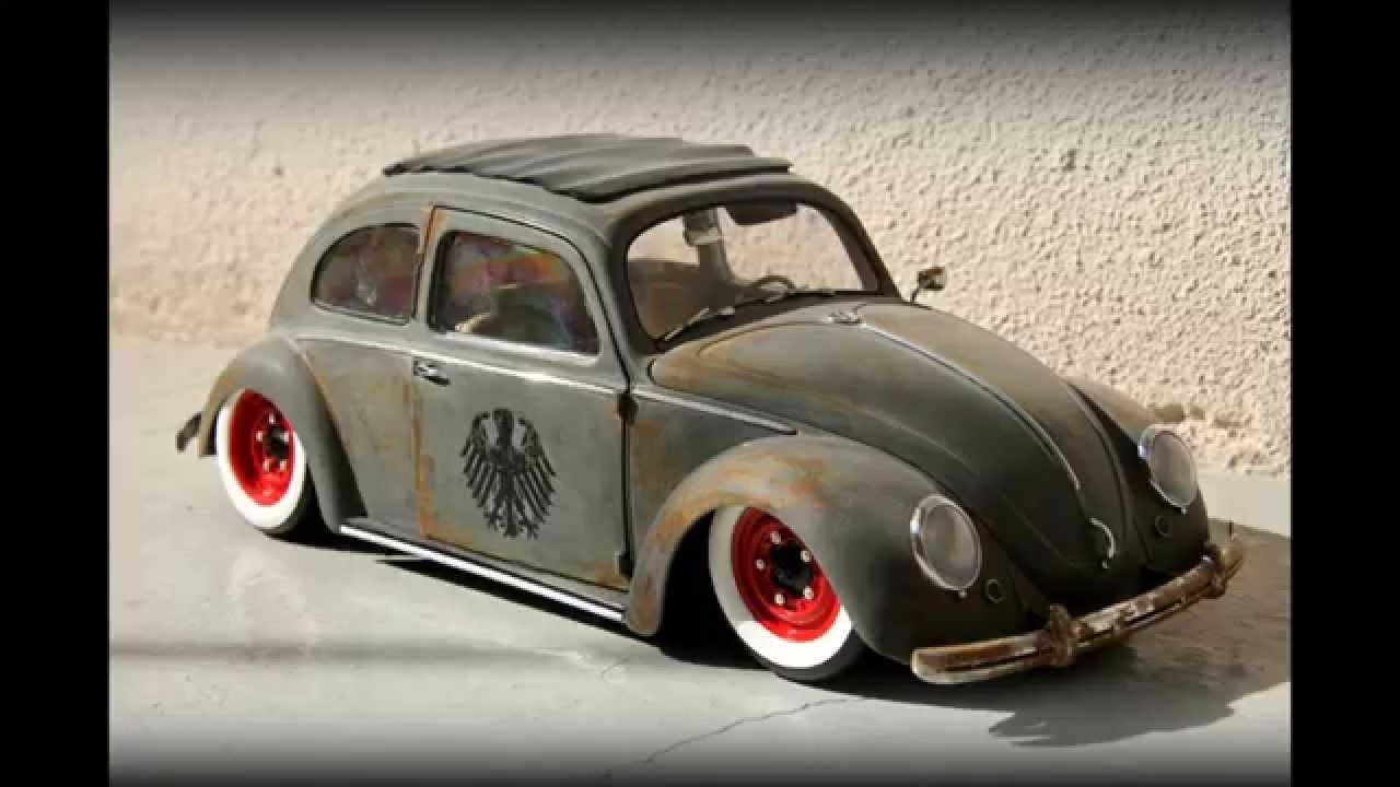 VW beetle split hoodride 1/12 www.extreme-18.com