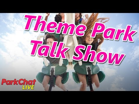 ParkChatLIVE #36 - Latest Gold Coast theme park news, Hot or Not, and more!