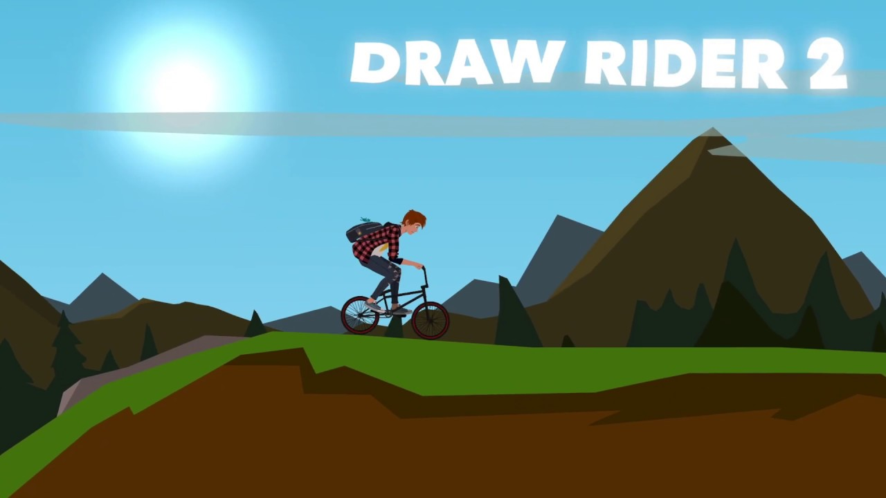 Draw Rider 2 Official Trailer Youtube