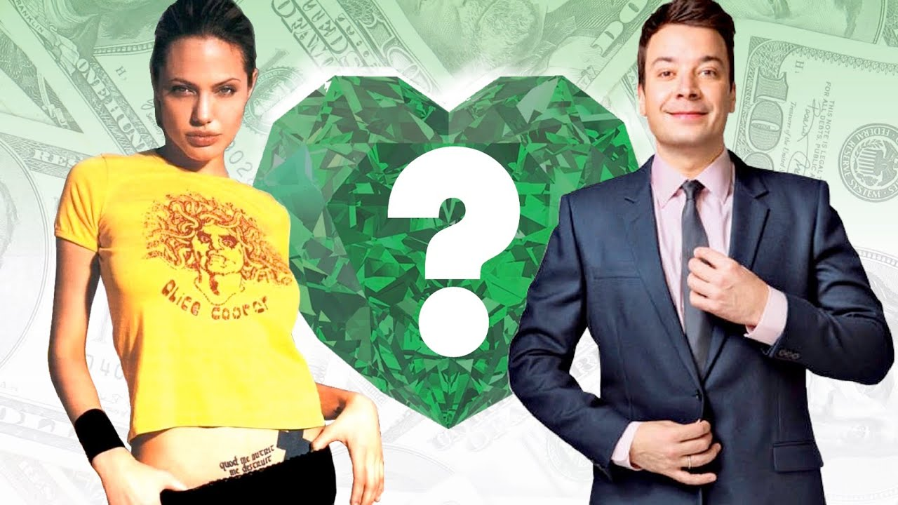 WHO'S RICHER? - Angelina Jolie or Jimmy Fallon? - Net ...
