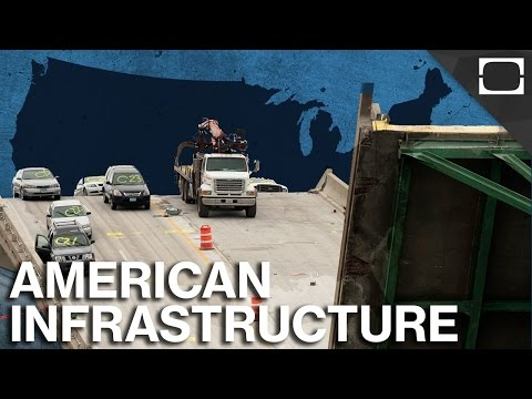 Why Is America\'s Infrastructure Collapsing?