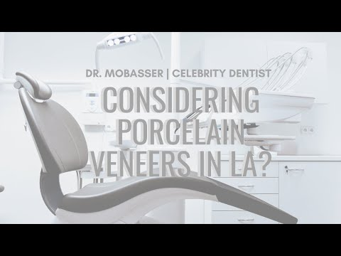 Porcelain Veneers Dental Lumineers Pros Cons Cosmetic Dentistry Los