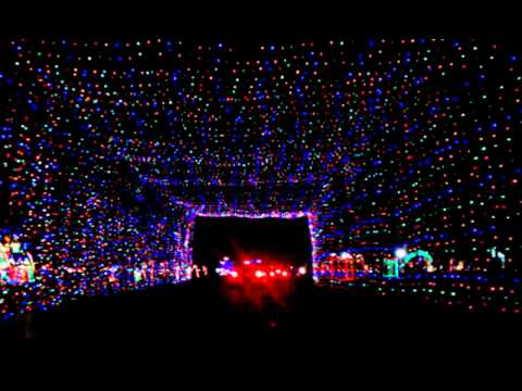 texas motor speedway christmas lights youtube