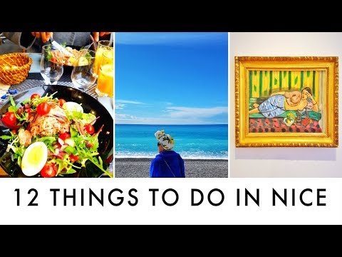 12 Things To Do in Nice – France | Côte d'Azur Travel Tips
