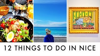 🇫🇷 12 Things To Do in Nice - France 🇫🇷 Nice France Travel Guide - French Riviera
