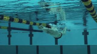 Underwater Kick - with Michael Phelps & Lenny Krayzelburg