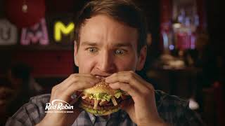 Red Robin - Let's Get Taco Tavern Commercial
