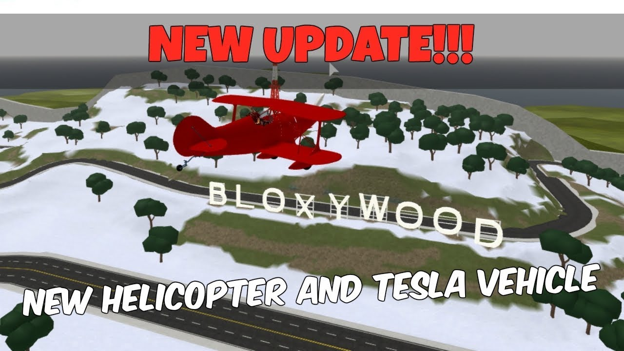 VEHICLE SIMULATOR UPDATE (Helicopters!) [ROBLOX] Update log / Patch notes