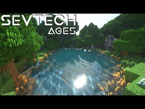Ein neuer See für die Welt! - #47 SevTech Ages [Stage 3] - German