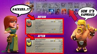 This Clan Change The Clan Font..!! BUT HOW IT'S HAPPENED??? | Ghost Clan | Clash of clans |