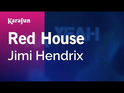 Karaoke Red House - Jimi Hendrix *
