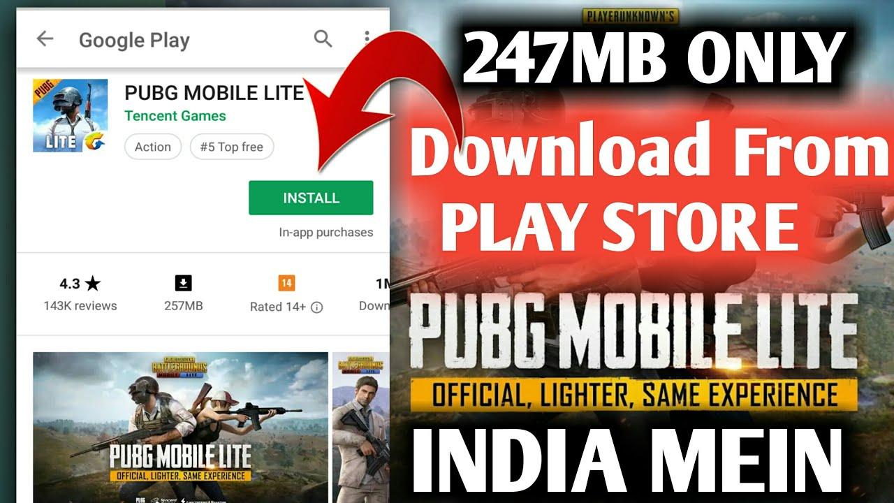 Pubg Lite How To Download Pubg Mobile Lite In India: How To Download Install And Play PUBG MOBILE LITE