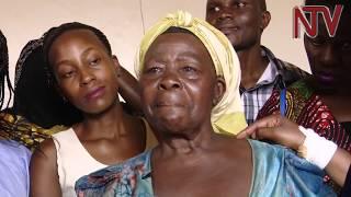 Mwasuze Mutya visits Jajja Rose