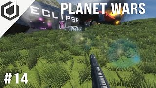 Space Engineers | Planet Wars - Ep 14 | Missing In Action!