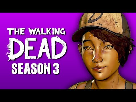 THE END? | The Walking Dead: Season 3 | Episode 5 - From The Gallows (Full Episode)
