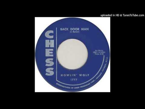 Back Door Man  Willie Dixon, Howlin Wolf Cover