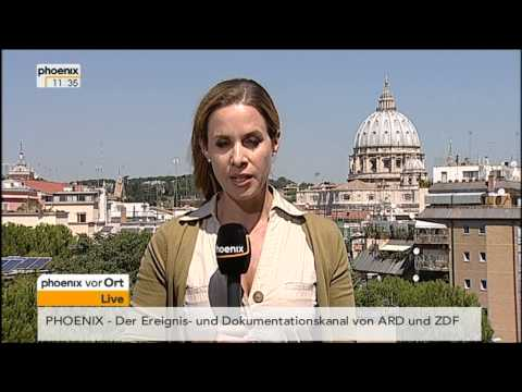 Berlusconi: Interview mit Natalie Amiri am 02.08.2013