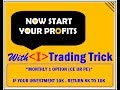 OPTION TRADING, NIFTY OR STOCK, EVERY MONTH 1 TRADE WITH 80% ACCURATE PROFIT