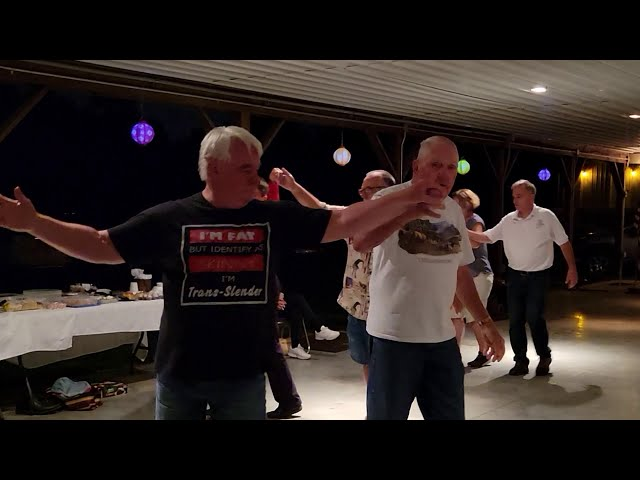 Chuck N Ray -- 9/4/21 -- Marietta Dance Weekend