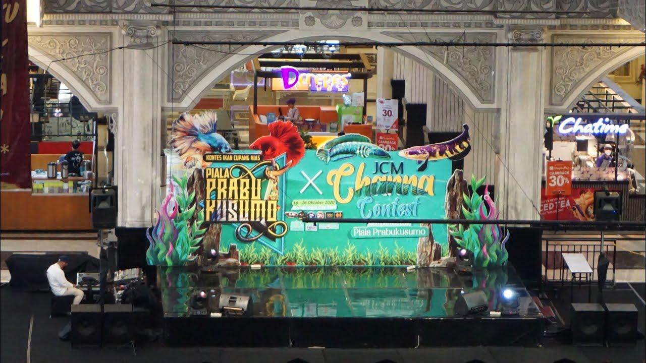 Download Kontes channa Piala Prabukusumo jogja city mall