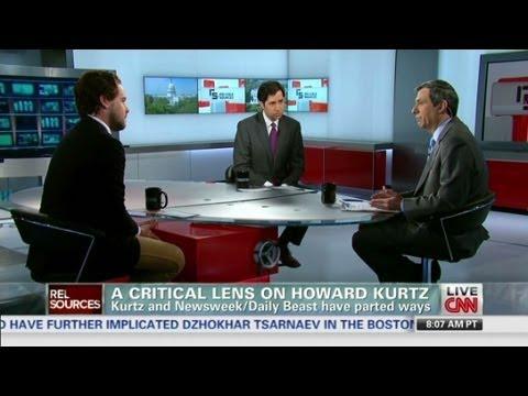A critical lens on Howard Kurtz