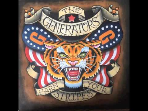 "The Generators - ""City Of Angels"" Remastered"