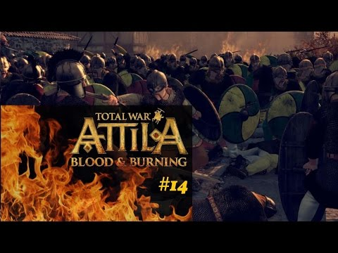 TOTAL WAR: ATTILA #14 - Es geht aufwärts ★ Gameplay ★ German ★ Coop/Multiplayer ★ Let's Play