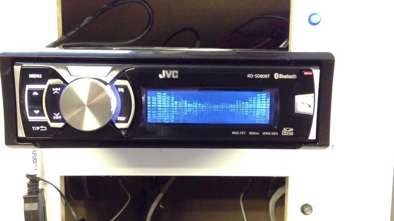 JVC KD-R50 Receiver Driver (2019)