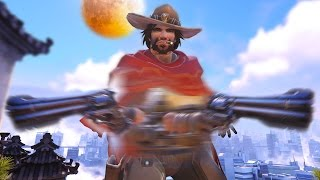 894 HOURS OF MCCREE FLICKS..   Overwatch Best and Funny Moments - Ep.13